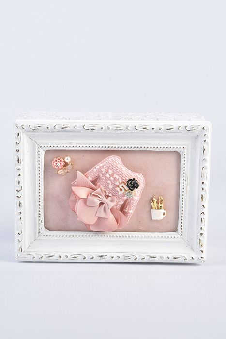 Pink Dress jewelry box