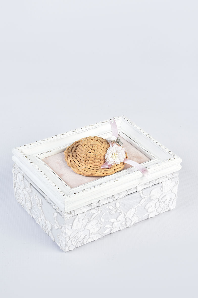 Picture of Strawhat jewelry box