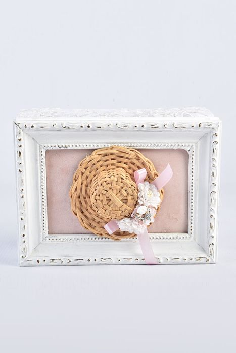 Strawhat jewelry box