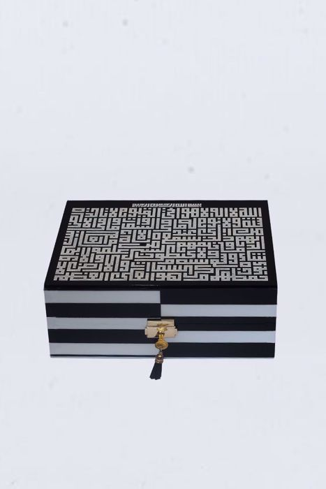 Picture of Calligraphy box